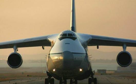 C-5 air transporter