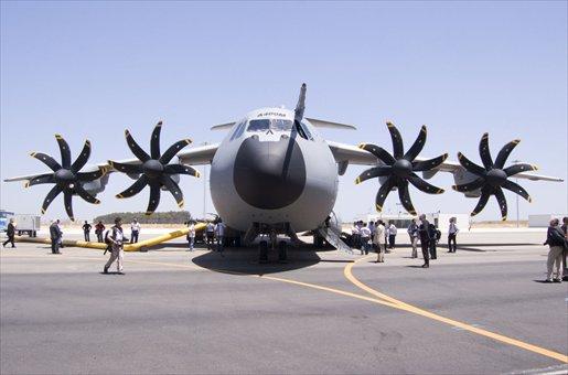A400M air transporter