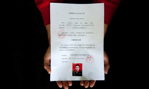 documented to death how many ids are chinese issued in a