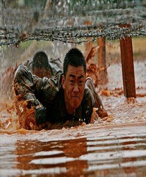 Scene from Soldiers Sortie Photo: CFP