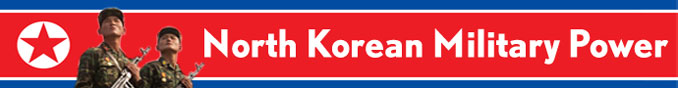 North Korea Military Power banner