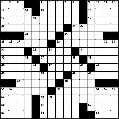 Type of gambling crossword clue