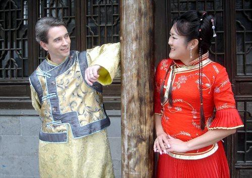 meet girls in shanghai