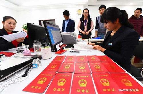 qinhuangdao single personals E-commerce giants gear up for singles day singles day transactions on an online shop owner arranges goods at a logistics park in qinhuangdao, hebei.