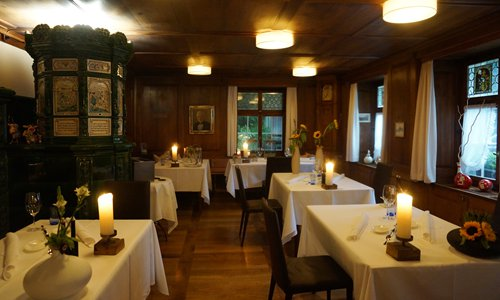The Tredecim restaurant  Photo: Sindy Chan