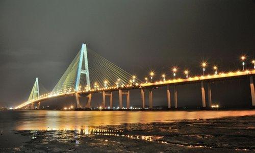 The Queshi Bridge in Shantou, Guangdong Province Photo: CFP