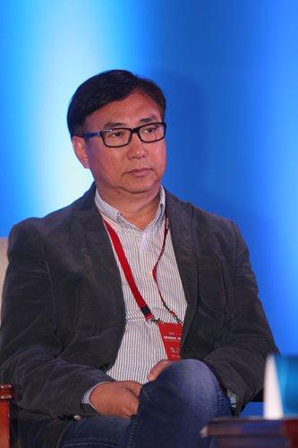Di Zhiyuan, President of Hong Kong New Thinking & Former Vice President of the Democratic Party of Hong Kong