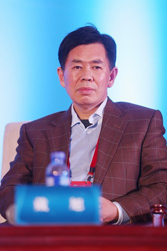 Dai Xu, President of the Institute of Marine Safety and Cooperation
