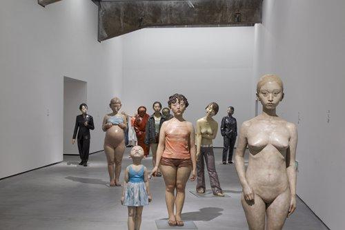 Xiang Jing's <em>Keep In <em>S</em>ilence</em> (2003-2005) collection on display in Beijing in 2016 Photo: Courtesy of Xiang Jing <em>S</em>tudio