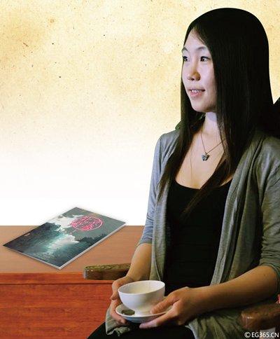 Hugo Award winner Hao Jingfang Photo: IC
