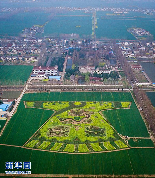 Spring scenery across China - Global Times