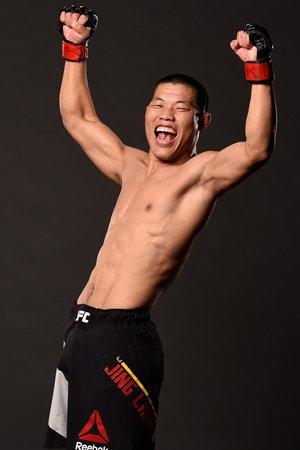 Li Jingliang flying the flag for China in MMA - Global Times
