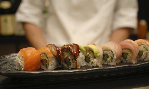 Sushi Photo: IC