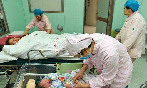 Promise of painless childbirth lures Chinese women to US hospitals - Global  Times