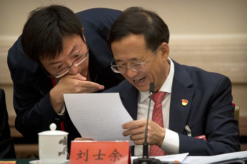 More officials take initiative to surrender as anti-graft drive intensifies - Global Times