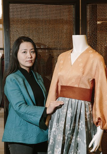 Designer Chu Yan Talks About Moving Past Ancient Chinese Clothing Global Times