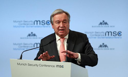 Multilateralism, cooperation the only way for