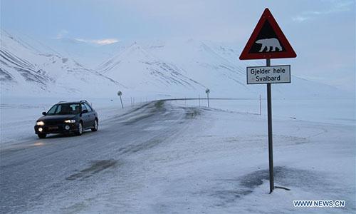 Scenery of Longyearbyen, Norway - Global Times
