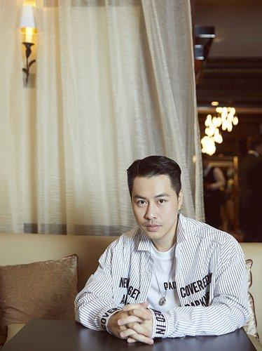 Christopher Bu Fashion Designer