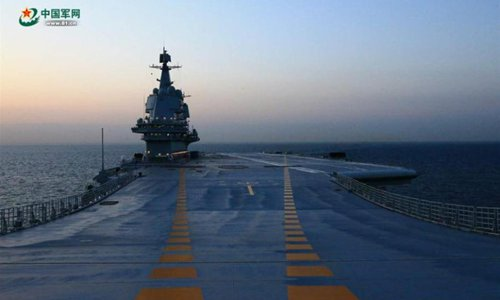 China's second aircraft carrier can carry 50% more fighter jets than its first