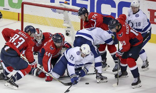 Caps blank Lightning in Game 6 - Global Times 909c9d95dd74