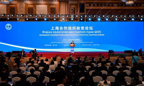 CPC convenes meeting of world political parties - Global Times