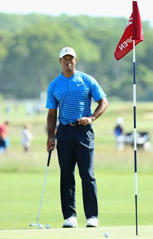 Woods aiming to 'put it all together'
