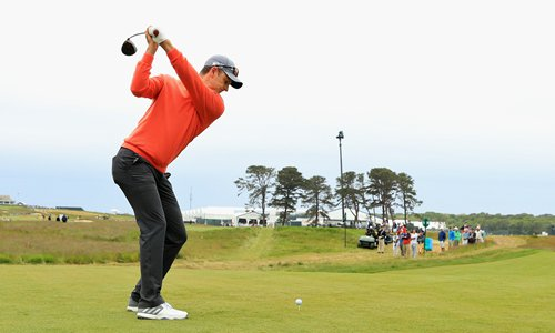 Justin Rose eyes world No.1 spot at US Open