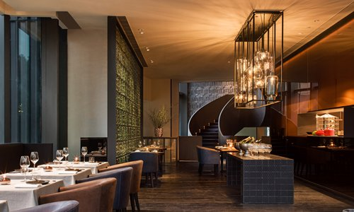The Middle House Offers Modern Chinese Flavors At The Newly Opened Sui Tang Li Global Times