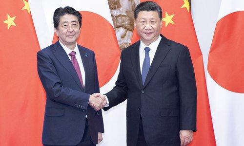 Xi: China, Japan should be partners - Global Times