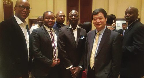 Chinese investment in Botswana boosts African country's global economic competitiveness
