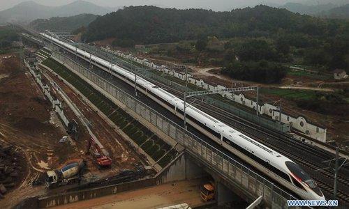 China U2019s Driverless Bullet Train To Travel At 350