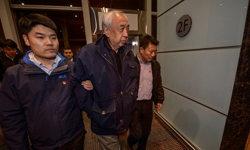 Guangdong police extradites fugitive in Greece for swindling locals - Global Times