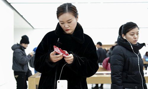 Apple in 'price war' in China amid sales woes, but cuts unlikely to reverse trend due to deeper troubles: analysts | Global Times