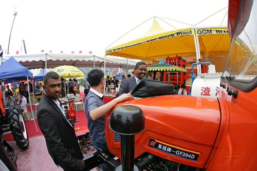 Why Indian tractors sell better than Chinese ones in Africa?