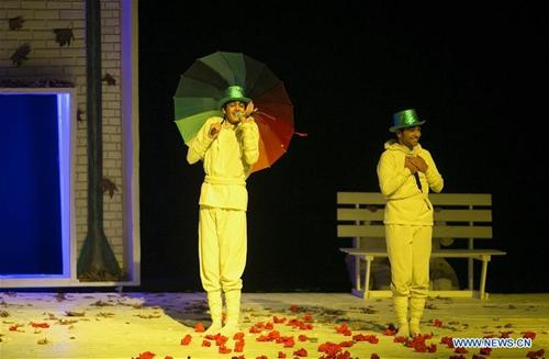 Non Muslim Perspective On The Revolution Of Imam Hussain: 37th Fadjr International Theater Festival Held In Tehran