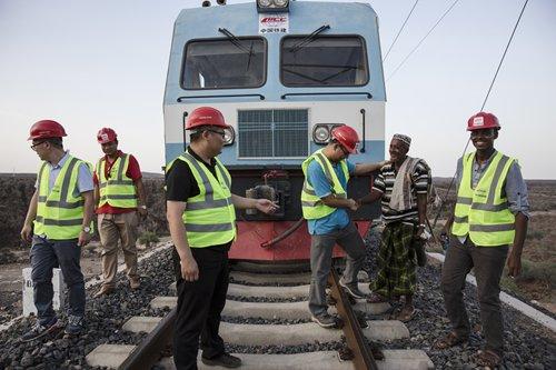 Chinese-run railway in Ethiopia gives regional development