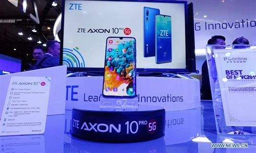 ZTE to invest more on R&D of 5G chip and edge computing - Global Times