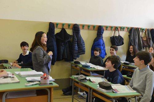 China, Italy stress strategic, cultural bond