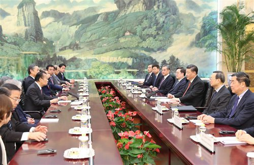 Initiative key to China's diplomatic strategy