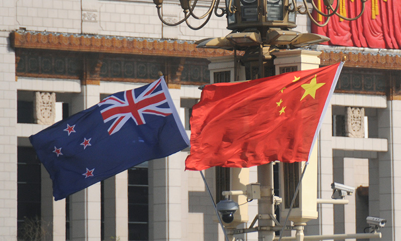 Chinese relations are one of the most important and far-reaching: New Zealand trade minister