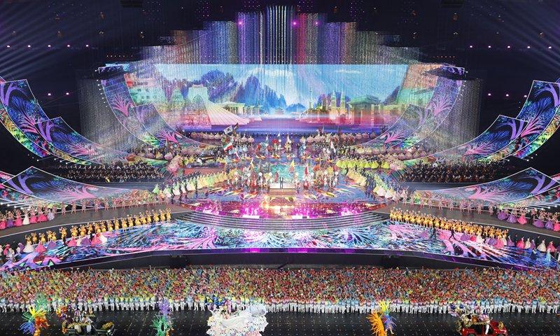 Beijing carnival