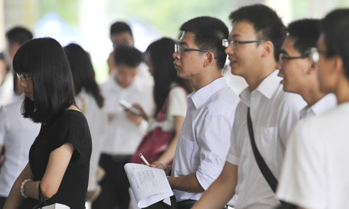 Modern habits blamed for increasing myopia cases among youths in China - Global Times