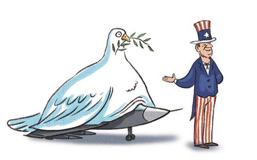 US war mentality should not be taken lightly - Global Times