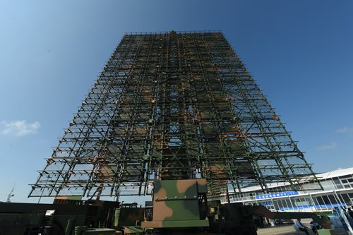 China's meter wave anti-stealth radar capable of guiding missiles to destroy stealth aircraft: senior designer   - Global Times