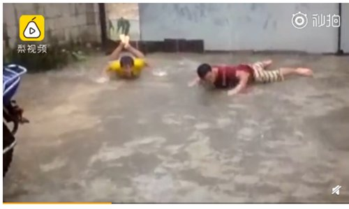 Fierce rain storm causes damage, brings relief to Yunnan Province - Global Times
