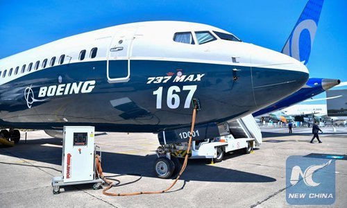 Boeing CEO hopes to return grounded 737 Max aircraft to service by year's end