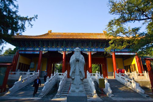 China to build global Confucius research center to promote traditional culture - Global Times