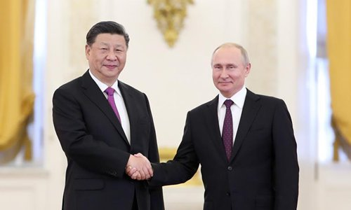 China, Russia come together to shield global strategic stability - Global Times