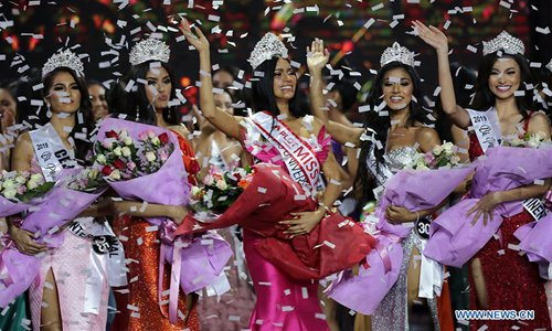 2019 Binibining Pilipinas beauty pageant held in Philippines